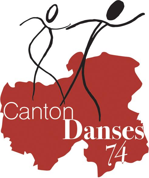 association 2020; Canton danse 74. Chantal GERMAIN, présidente.
